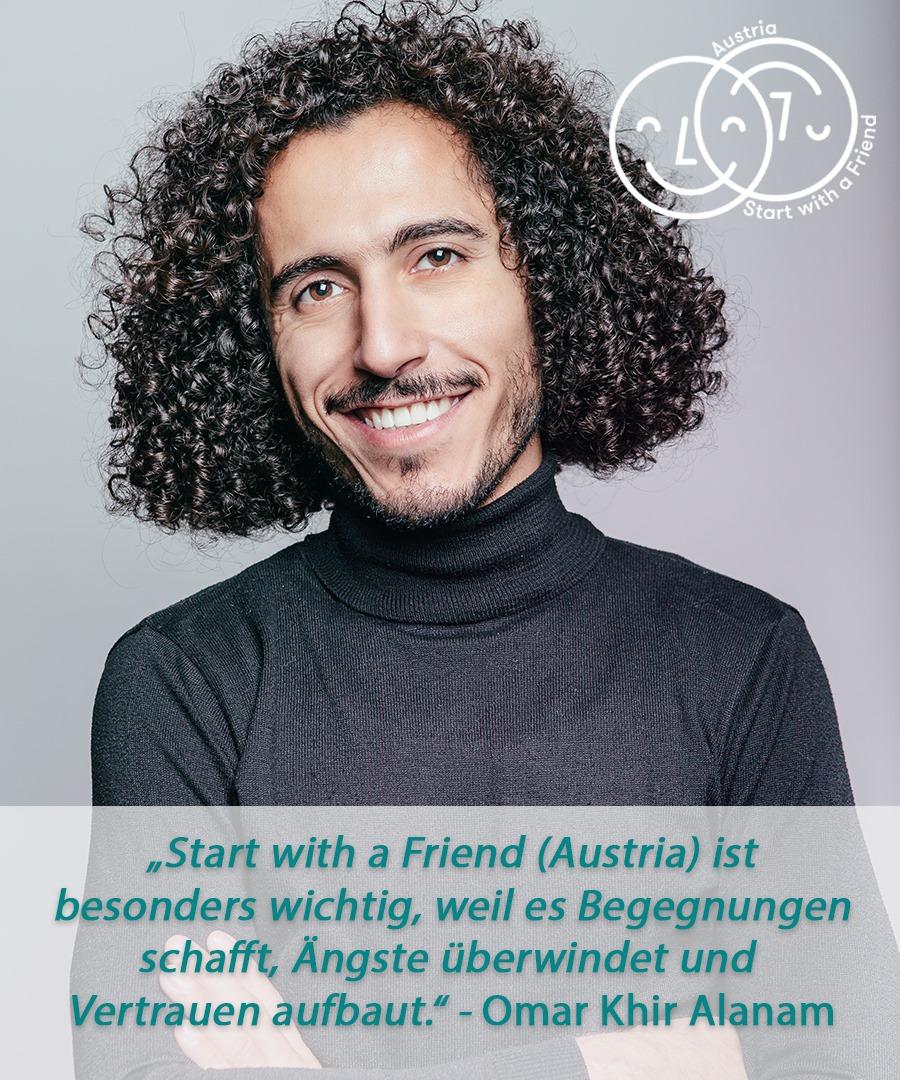 Omar Khir Alanam_Ehrenmitglied Oktober 2020