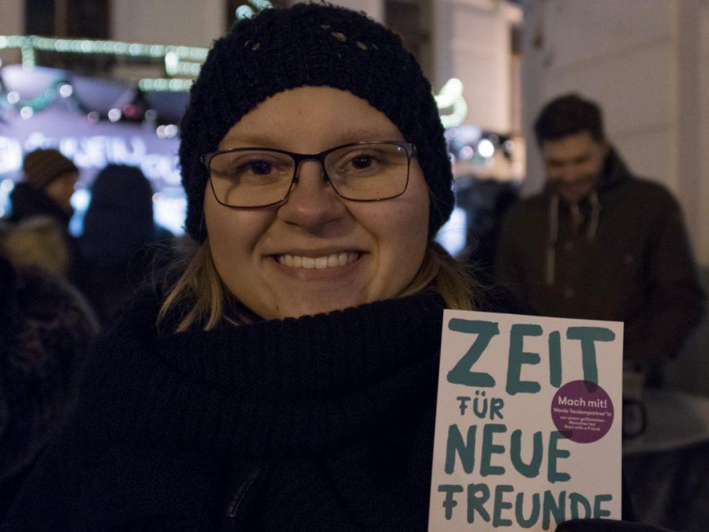 SwaF Austria Theresa- Vermittlung